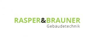 Logo Rasper & Brauner Gebäudetechnik GbR