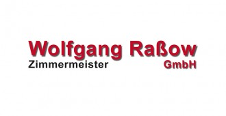 Logo Wolfgang Raßow Zimmermeister GmbH