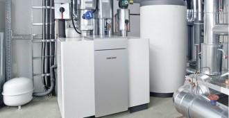 38-kW-Sole/Wasserpumpe
