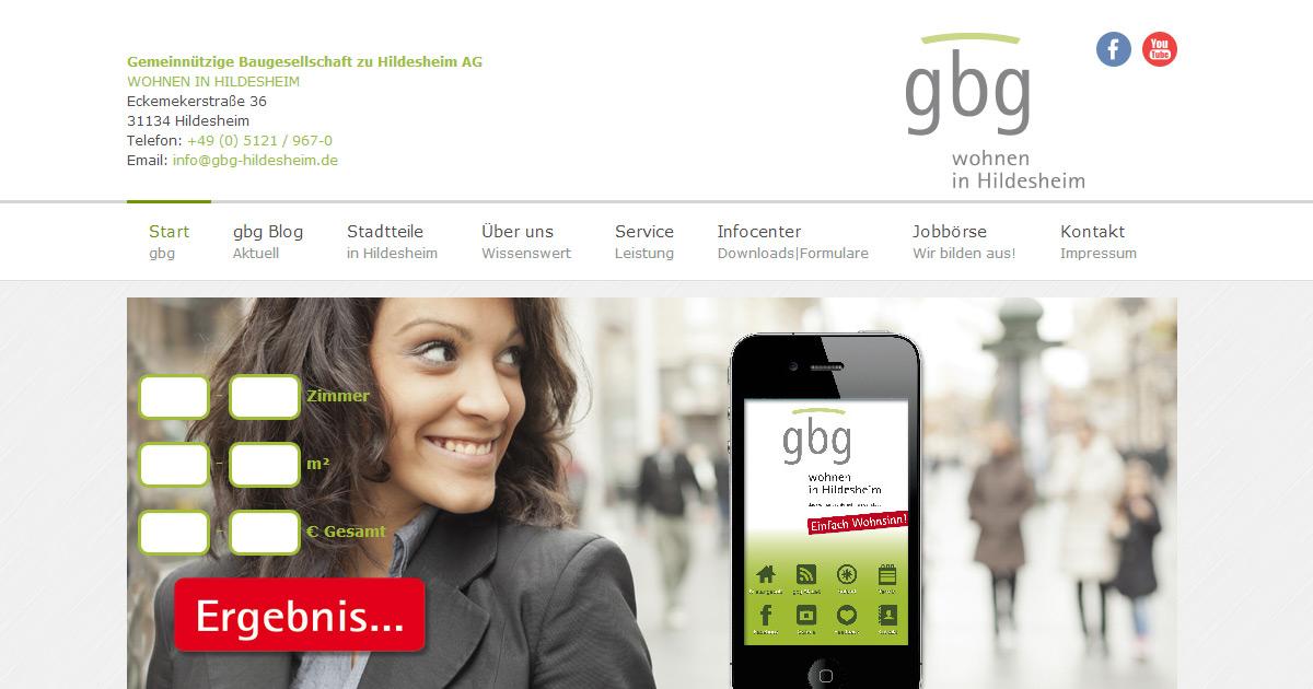 Gemeinnützige Baugesellschaft zu Hildesheim AG