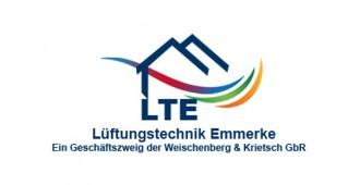 Logo LTE Lüftungs-Technik-Emmerke Weischenberg & Krietsch  GbR