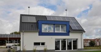 EVI Energiesparhaus in Hildesheim, Ochtersum