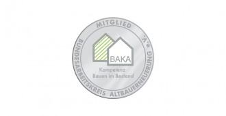 Logo BAKA – Bundesverband Altbauerneuerung e. V.