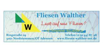 Logo Fliesen Walther