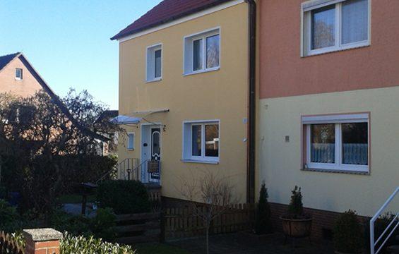 Energetische Sanierung einer Doppelhaushälfte zum KFW-Effizienzhaus 115 in Diekholzen, Barrienrode