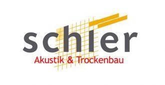 Logo Schier Akustik & Trockenbau GmbH